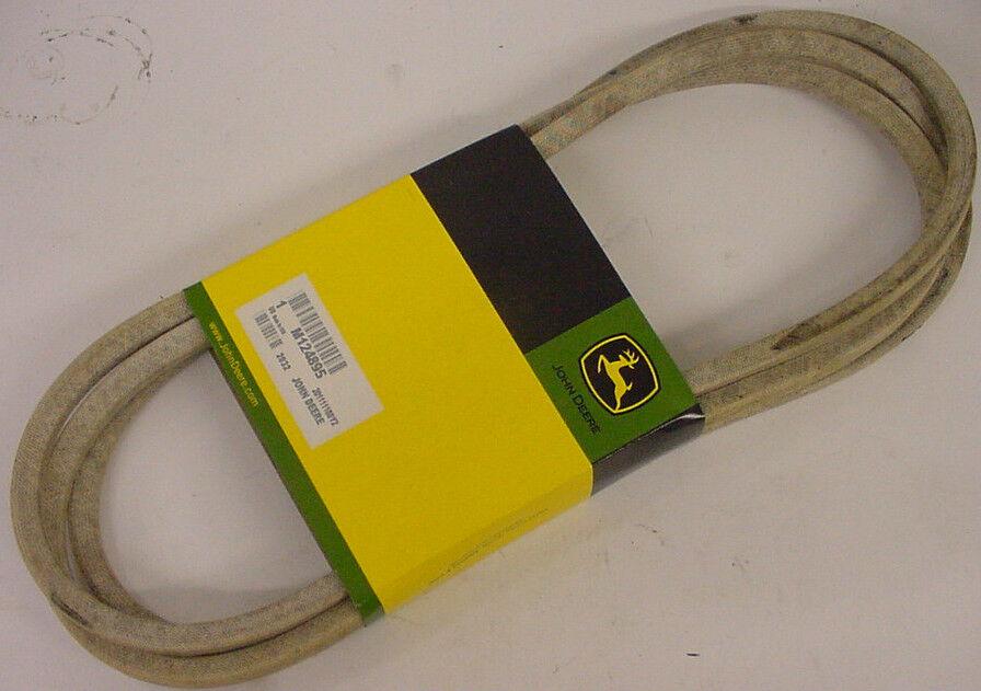 "5//8 X 115.5/"" Deck Drive Belt For John Deere Scotts S1642 S1742 M124895 V-Belt"