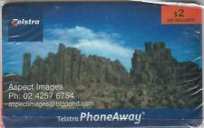 Phonecard Australia $2 phoneaway Aspect Images in original pack unused, scarce