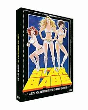 "DVD 2 FILMS NEUF ""STAR BABE 1977 / WARS"" de Ann PERRY / space opera / VINTAGE"