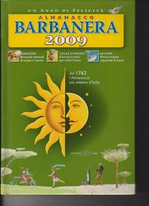 Almanacco Barbanera 2009 Campi 2008
