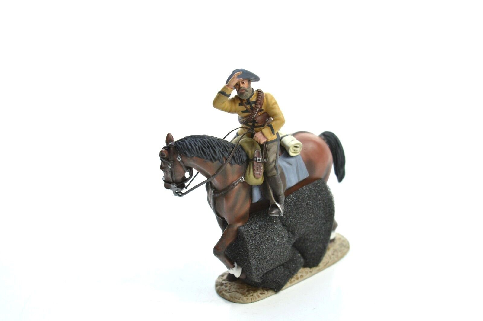BRITAINS 20175 MOUNTED FRONTIER LIGHT HORSE