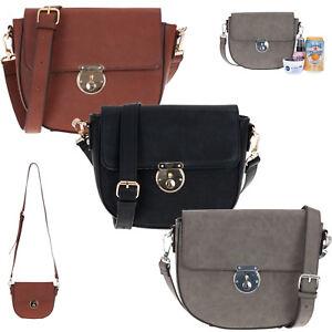 5ff5680549e42 Das Bild wird geladen Handtasche-CURUBA -Damentasche-TESSA-Kunstleder-Umhaengetasche-Tasche-klein-