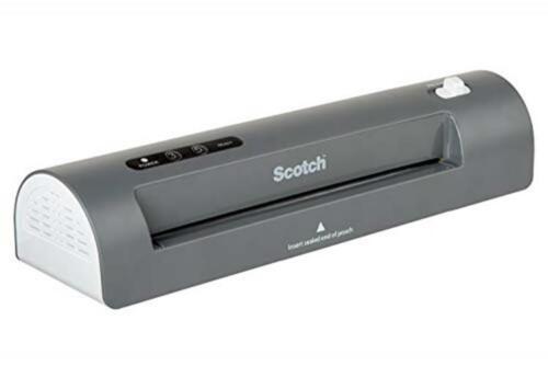 Scotch Thermal Laminator TL901, TL-901 15.5 in x 6.75 in x 3