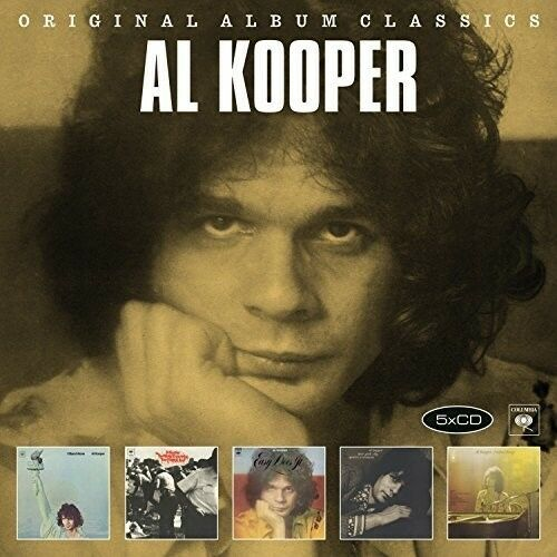 Original Album Classics - Al Kooper (2015, CD NEW)