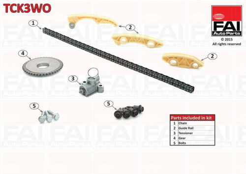 Z 22 SE Coupe Timing Chain Kit to Fit Vauxhall ASTRA Mk IV 2.2 16 V G T98