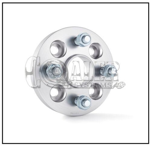 "M12x1.5 LUG ADAPTER 56.1mm CB Subaru Mazda WHEEL SPACER 1/"" INCH 25MM"