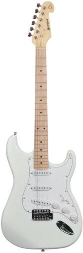 CHORD CAL63M Guitar Arctic White NEW