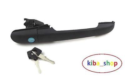 MB SPRINTER VITO ATEGO VW LT FRONT LEFT RIGHT OR REAR DOOR HANDLE LOCK /& 2 KEY