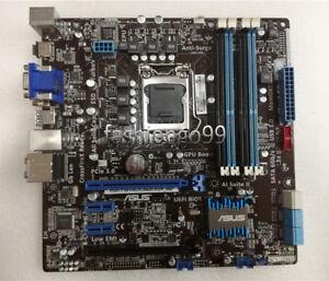 For-Asus-P8H77-M-PRO-CM6870-DP-MB-Intel-H77-LGA-1155-Desktop-Motherboard-USB-3-0