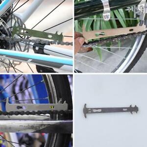Bicycle Bike Chain Checker Wear Indicator Measure Tool Gauge Repair check THO