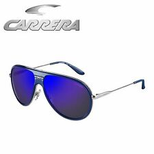 100% Genuine CARRERA Unisex Sunglasses Luxury Branded Mirror Blue CA87B-E