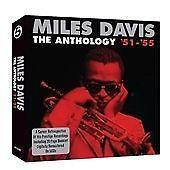 Miles Davis - The Anthology '51-'55 (2011)  5CD Box Set  NEW/SEALED  SPEEDYPOST