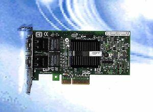 HP CARD INTEL PRO 1000 PT Dual Port GB NIC PCI-E 49919-002 49921-002 LOW PROFIL RZBRErsO-09163301-813912205