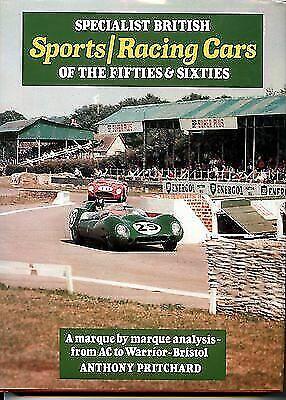 Specialist British Sports Racing C