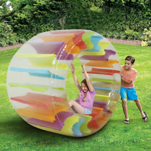47016620 Details about New Giant Inflatable Land Wheel Jumbo Party Wheel Kids Indoor  Outdoor Pool Play