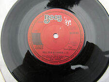 GENE VINCENT ROLL OVER BEETHOVEN EP be bop a lulu beeb 001 .... 45rpm