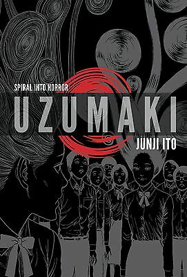 Uzumaki (3-in-1,Deluxe Edition): Includes vols.1,2 & 3  by Junji Ito (Hardcover)