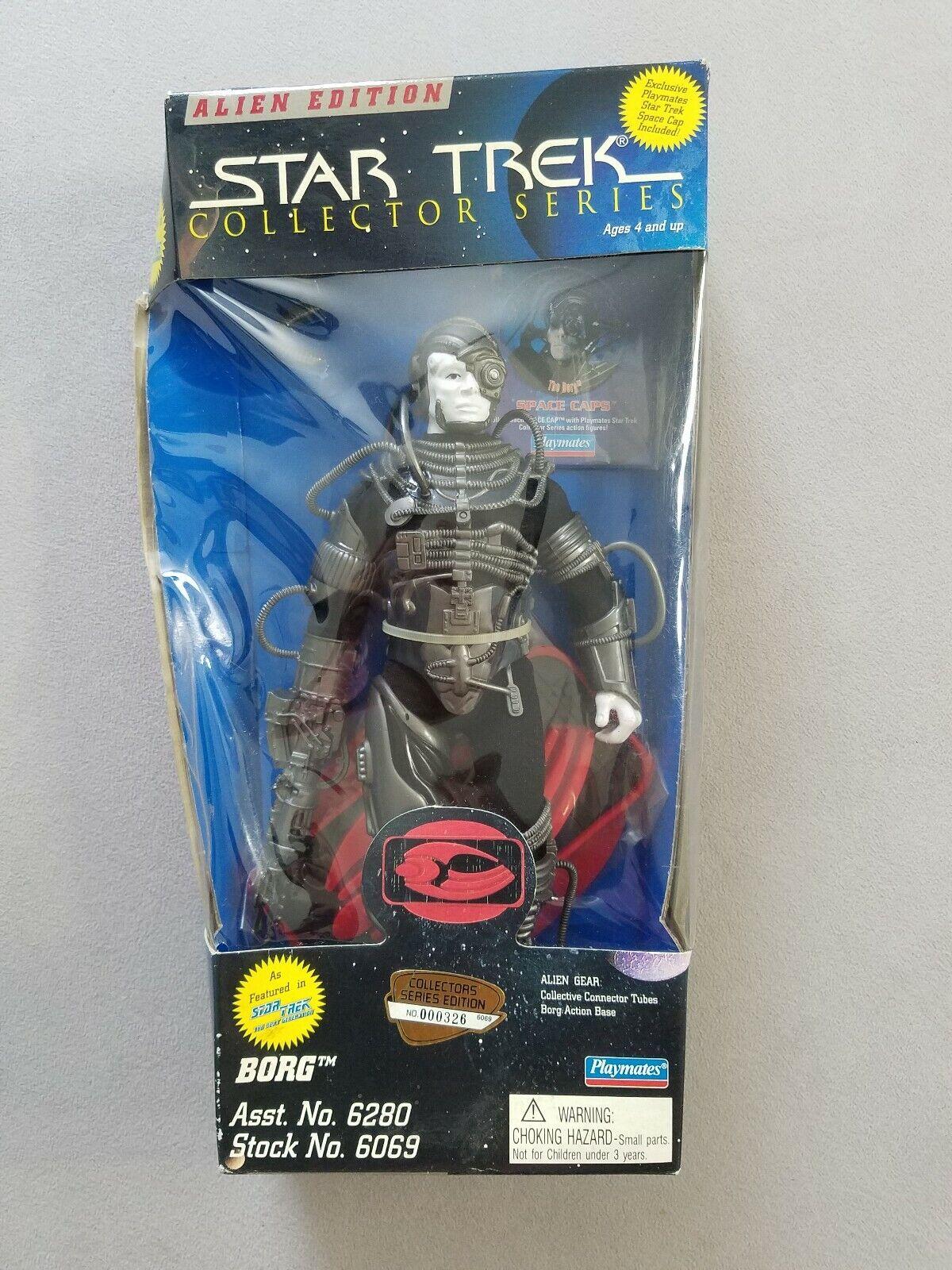 Alien Edition Star Trek Collector Series Borg 9 Inch Figure