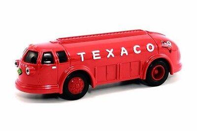 Bizarre 1/43 B1052 Texaco Diamond T Tanker Truck Red 1934