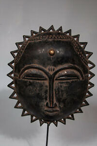 AU2-Baule-Maske-alt-Afrika-Masque-baoule-ancien-Tribal-baule-mask