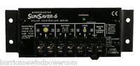 Morningstar Ss-6-12v Sunsaver 6 Amp 12 Volt Solar Charge Controller