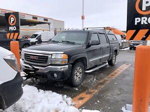 GMC Sierra winter package