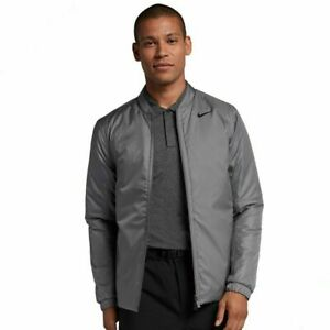Nike-Men-039-s-SZ-M-Synthetic-Fill-Reversible-Coat-Jacket-932309-036-Gray-150