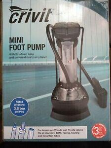 Crivit Mini Foot Pump