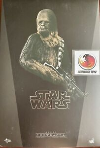 Hot-Toys-Star-Wars-A-New-Hope-Chewbacca-MMS262-1-6-Sideshow-Disney