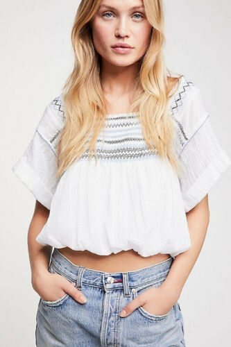 Blouse Wandering Free Sky White People Size Xs Ob778526 Womens Combo qwqXAE7