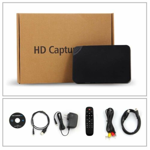 YK 940 UHD Capture Box 4K HDMI Recording PC Computer TV Video Games Q8T3Z