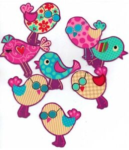 Doodle-Birds-Iron-On-Fabric-Appliques