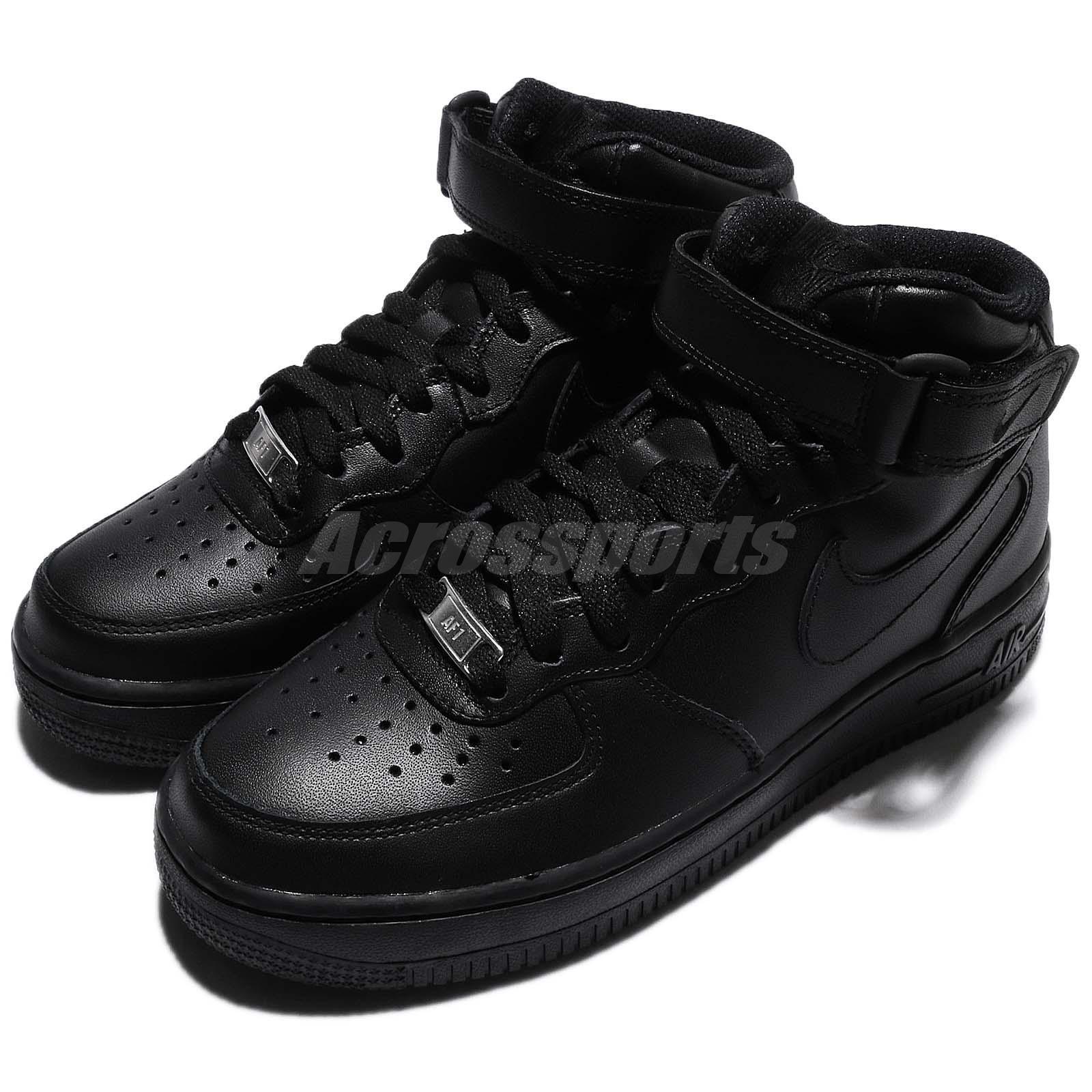 Wmns air force 1 metà bianco / nero af1 af1 af1 07 le donne scarpe da ginnastica classico a 1 1b7724