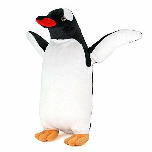 Gentoo Penguin Plush Stuffed Animal COLORATA Japan