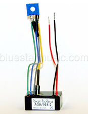 Bartolini AGB918-2 Adjustable Gain Buffer/Preamp 9 or 18V for Magnetic Pickups