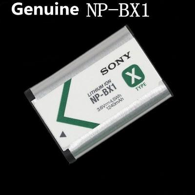 Genuine Sony NP-BX1 Li-ion Battery Pack