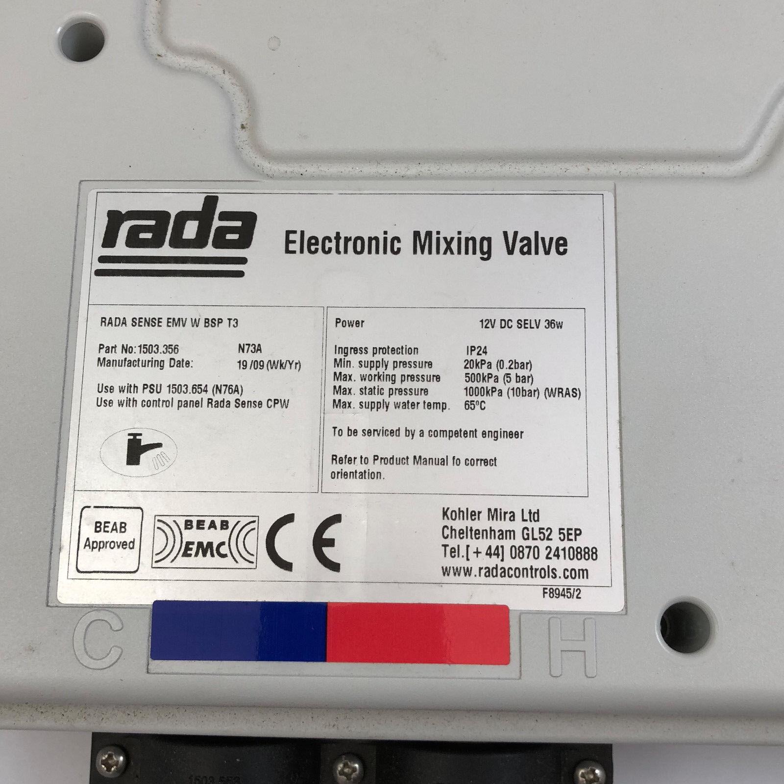 Rada sens électronique vanne de mélange mélange mélange pour bassin robinet emvw BSP T3 | Avec Une Réputation De Longue Date  e8a09d