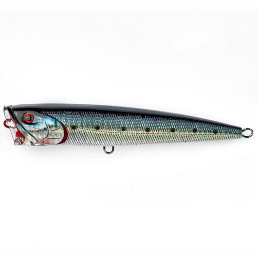 Daiwa Saltiga Dorado Popper 14cm Sinking Saltwater Fishing Lures Select Color