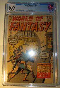 World-of-Fantasy-16-CGC-6-0-FN-1959-Steve-Ditko-Jack-Kirby-Sinnott-art