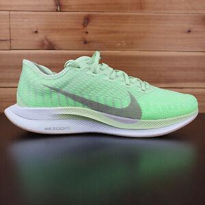 Detalles acerca de Nike de mujer Zoom Pegasus Turbo 2 Lab Verde Zapato de  correr AT8242 300- mostrar título original