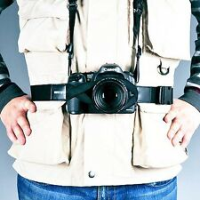 Pro Chest Mount Harness DSLR Camera Chesty Holder Belt for Canon Sony Nikon Fuji