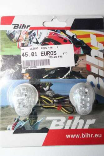 BIHR ref. CLIGNOTANT MOTO a LED 322026 pour YAMAHA