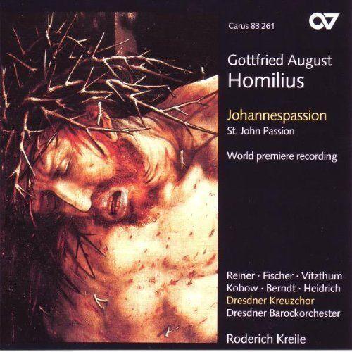 Homilius Johannespassion
