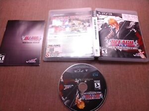 Sony-PlayStation-3-PS3-CIB-Complete-Tested-Bleach-Soul-Resurrection-Ships-Fast