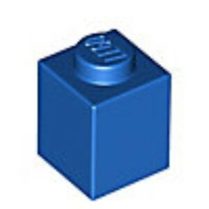 50 Pieces Per Order Brand NEW RED 1x1 Brick Lego 3005