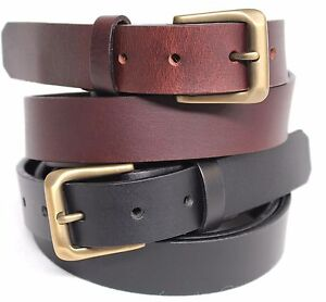 New-Quality-Genuine-Full-Grain-Leather-Men-039-s-Belt-Australian-Seller-41008