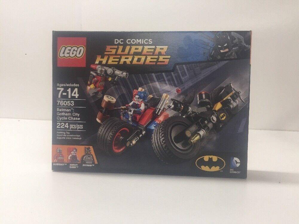 NEW NIB LEGO DC Comics 76053 Gotham City Chase NISB Factory Sealed