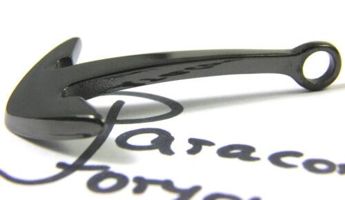 Anclajes de acero inoxidable para dispositivo de cierre-Paracord pulsera de estilo surfista-pulsera de cuero