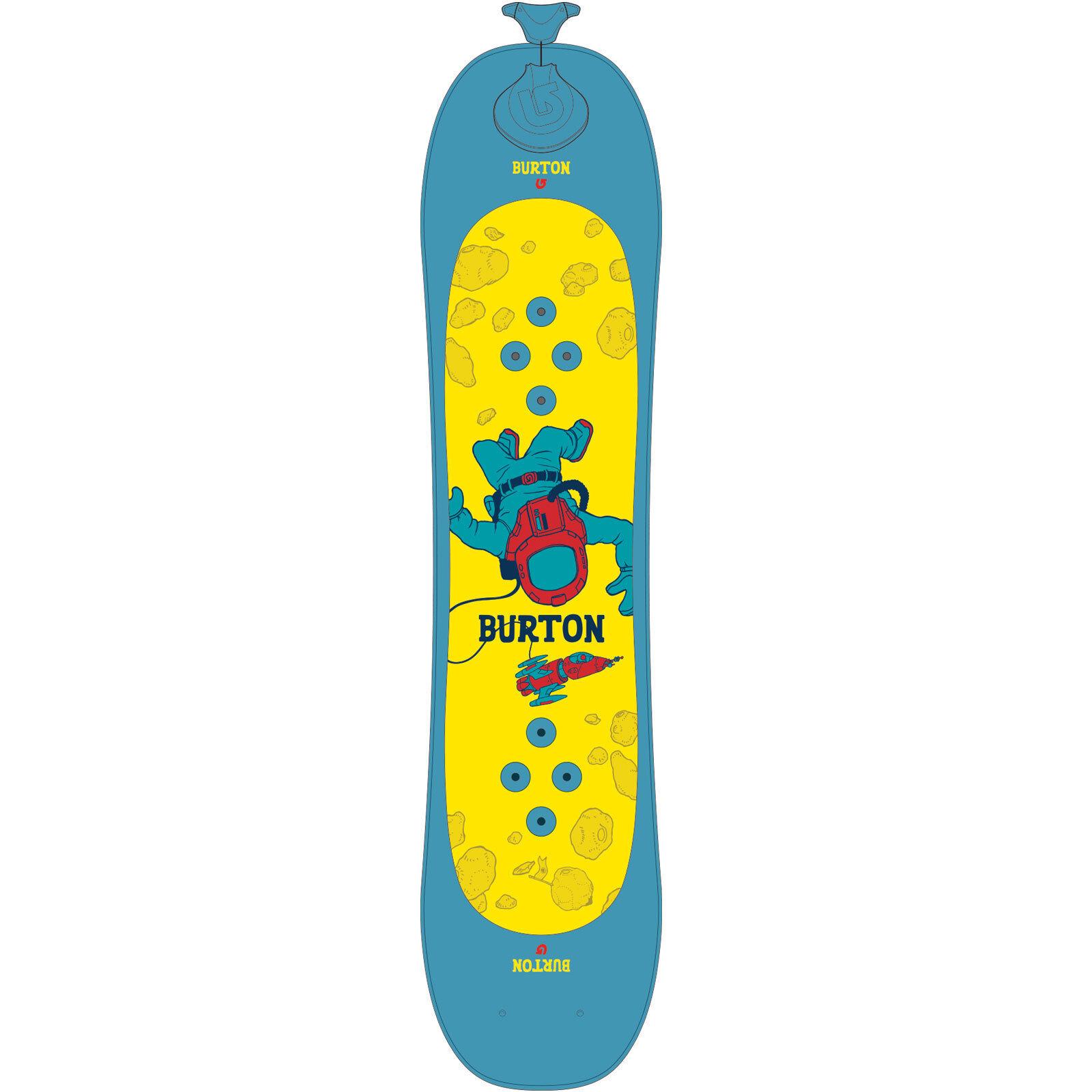 Burton Riglet Kinder-Snowboard Infant Beginners Mini-Board New