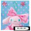 furyu Cinnamoroll Cherry Blossom mascot stuffed Soft Plush ribbon eyes open